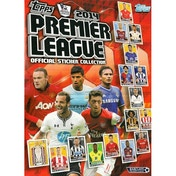 Premier League 2014 Sticker Album