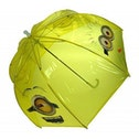 Despicable Me Minions Stick Dome Yellow Umbrella