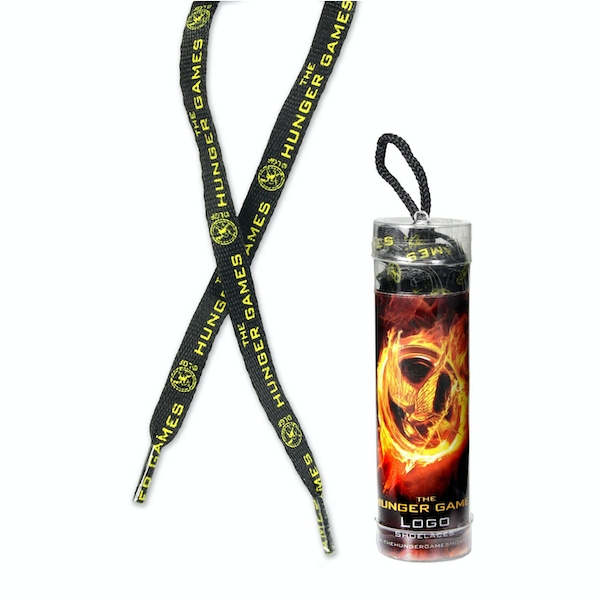 Hunger Games - Girl On Fire Shoelaces