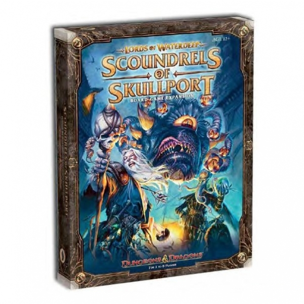 Lords of Waterdeep Scoundrels of Skullport Expansion Board Game