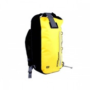Ex-Display Overboard Classic Waterproof Backpack Bag Yellow 20 Litres Used - Like New
