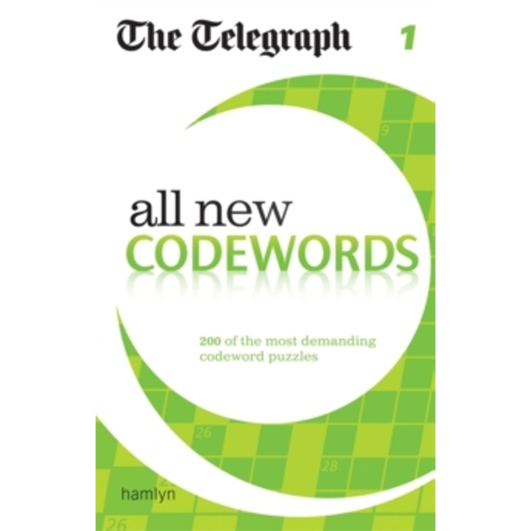 The Telegraph: All New Codewords 1 by The Telegraph (Paperback, 2012)