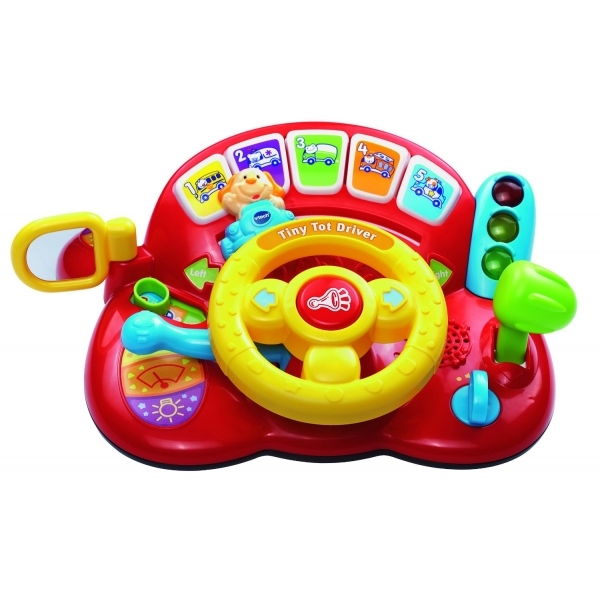 Ex-Display Vtech Baby Vtech Tiny Tot Driver Used - Like New