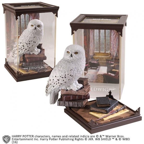 Hedwig (Harry Potter) Magical Creatures Noble Collection