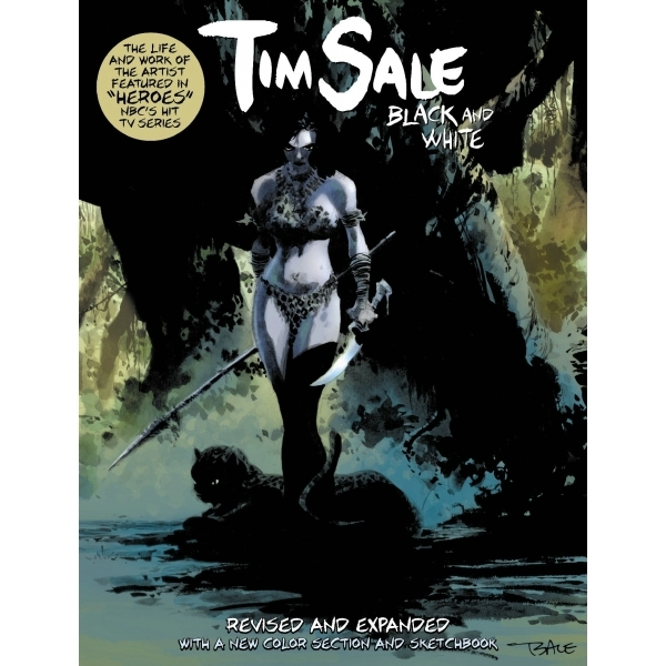 Tim Sale: Black And White Revised And Expanded Hardcover