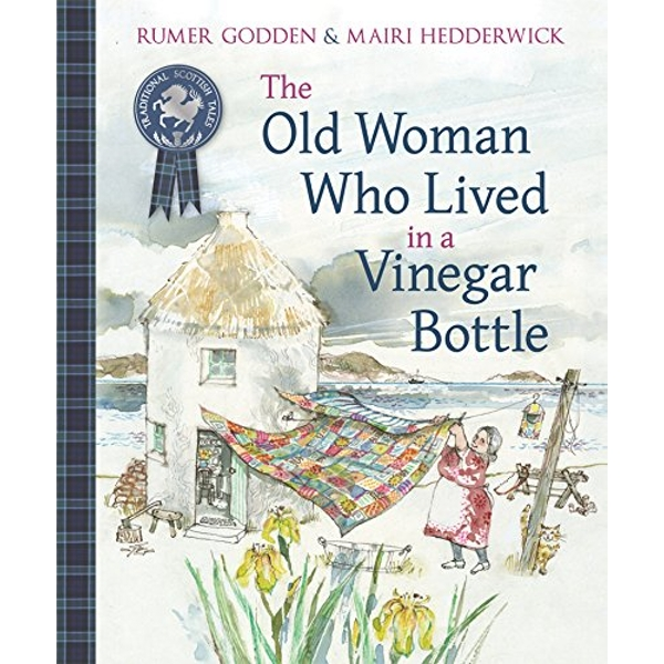 The Old Woman Who Lived in a Vinegar Bottle  Paperback / softback 2018