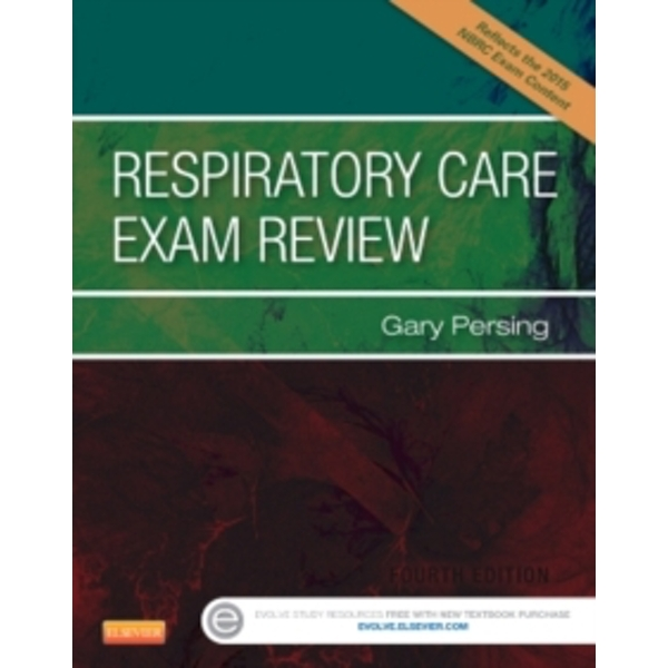 Respiratory Care Exam Review by Gary Persing, David H. Persing (Paperback, 2015)