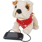 Patch The Dog MP3 Phone Speaker