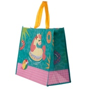 Tropical Unicorn Durable Reusable Shopping Bag