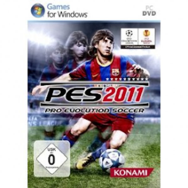 Pro Evolution Soccer PES 2011 Game PC