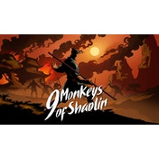9 Monkeys of Shaolin Nintendo Switch Game