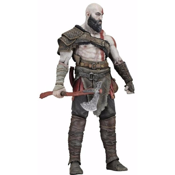 "Kratos 7"" (God Of War) Neca Figure [Damaged]"