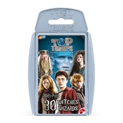 Harry Potter Top 30 Witches & Wizards Top Trumps