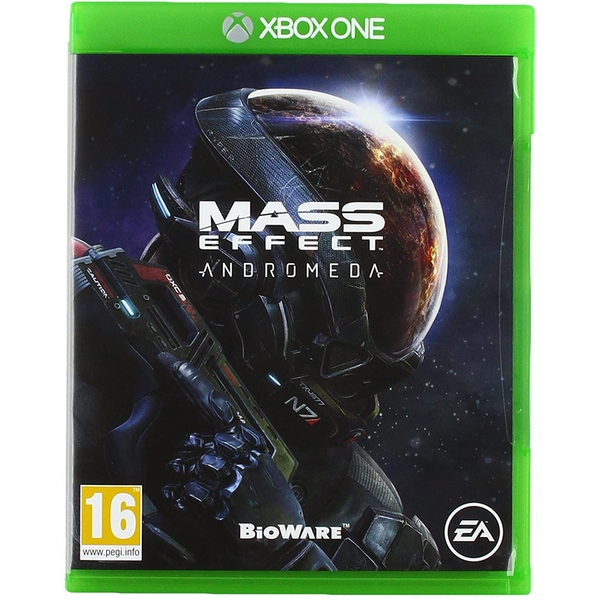 Mass Effect Andromeda Xbox One Game [Dutch/French Version]