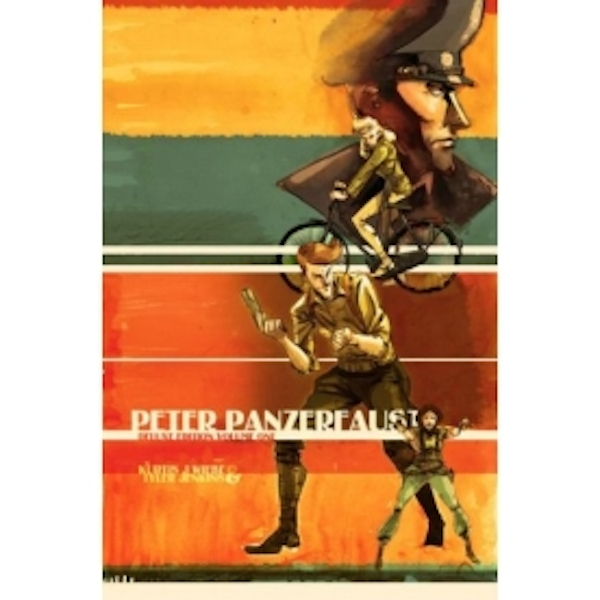 Peter Panzerfaust Deluxe Edition Volume 1 HC