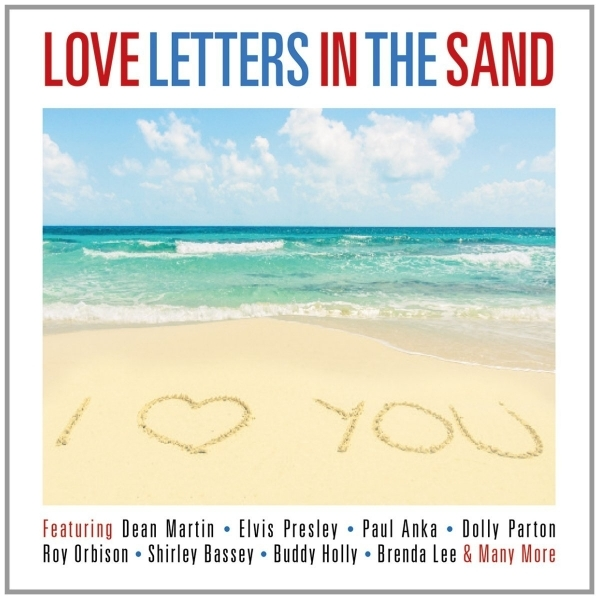 Various Artists - Love Letters In The Sand CD