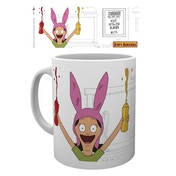 Bobs Burgers - Louise Burger of the Day Mug