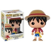Monkey D. Luffy (One Piece) Funko POP! Vinyl Figure