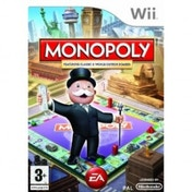 Ex-Display Monopoly Game Wii Used - Like New