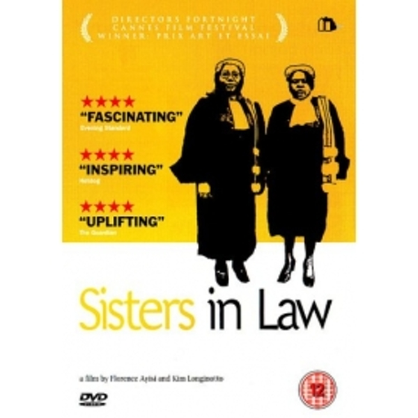 Sisters in Law DVD