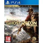 Tom Clancy's Ghost Recon Wildlands Gold Edition PS4 Game