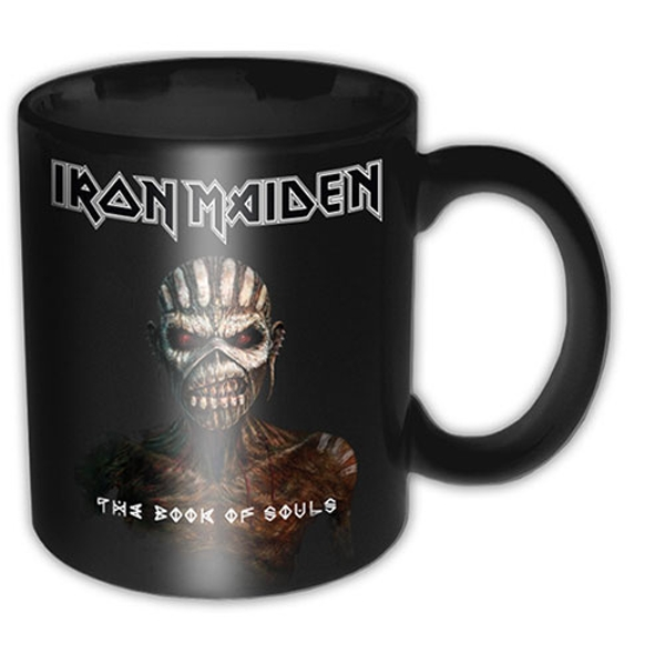 Iron Maiden - Book of Souls (Colour Version) Boxed Standard Mug
