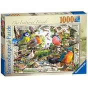 Ravensburger Our Feathered Friends Birds 1000 Piece Jigsaw Puzzle