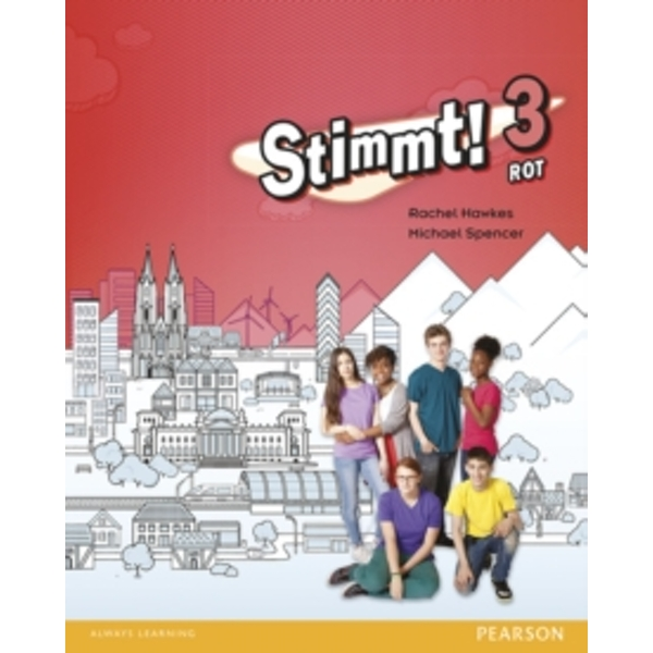 Stimmt! 3 Rot Pupil Book 3