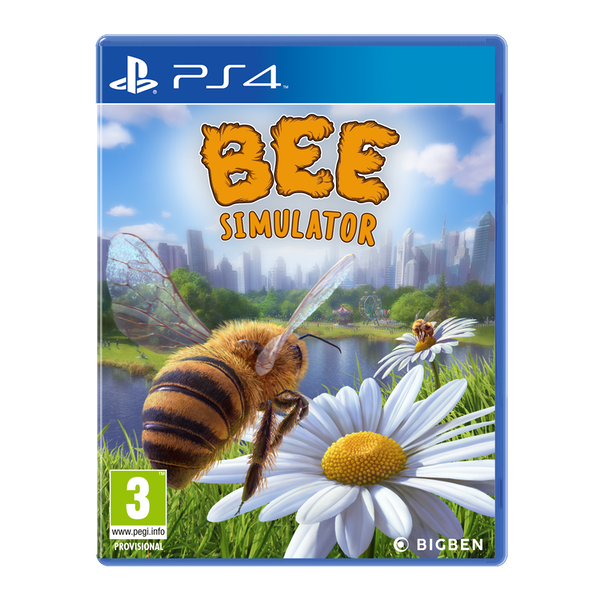 Bee Simulator PS4 Game - Image 1
