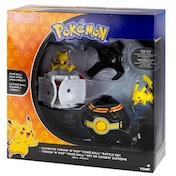 Ex-Display Pokemon Ultimate Throw N Pop Battle Set Used - Like New