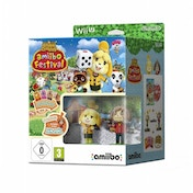 (Damaged Packaging) Animal Crossing Amiibo Festival Wii U Game