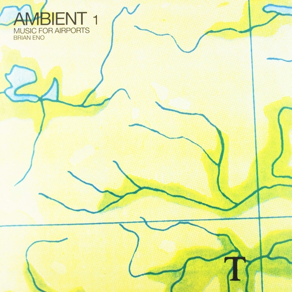 Brian Eno - Ambient 1 - Music For Airports Vinyl