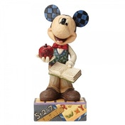Disney Traditions Class Act Teacher Mickey Figurine