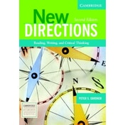 New Directions: Reading, Writing, and Critical Thinking by Peter S. Gardner (Paperback, 2005)