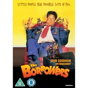 The Borrowers DVD