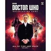 Doctor Who RPG All of Time and Space Volume 1