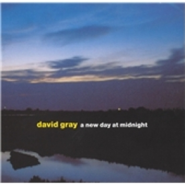 David Gray A New Day At Midnight CD
