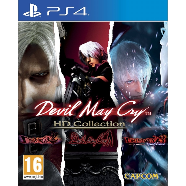 Devil May Cry HD Collection PS4 Game - Image 1