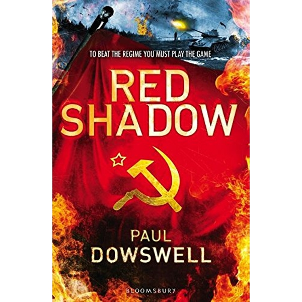 The Red Shadow by Paul Dowswell (Paperback, 2014)