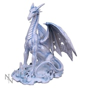 Glacia Dragon Figurine