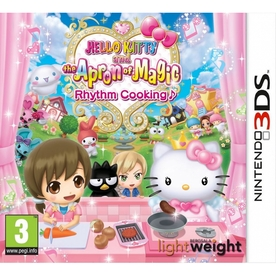 Hello Kitty And The Apron Of Magic Rhythm Cooking 3DS Game
