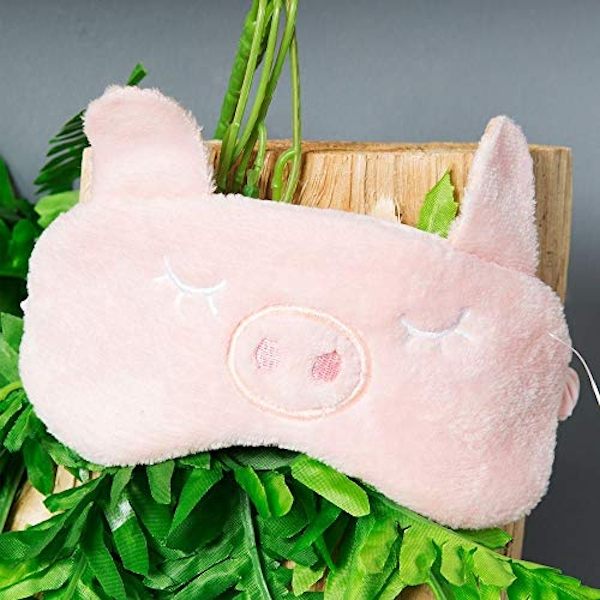 Animal Friends Piglet Eye Mask