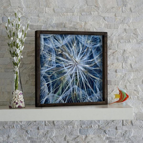 KZM257 Multicolor Decorative Framed MDF Painting