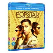 Popstar: Never Stop Never Stopping Blu-ray   Digital Download