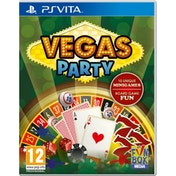 Vegas Party PS Vita Game