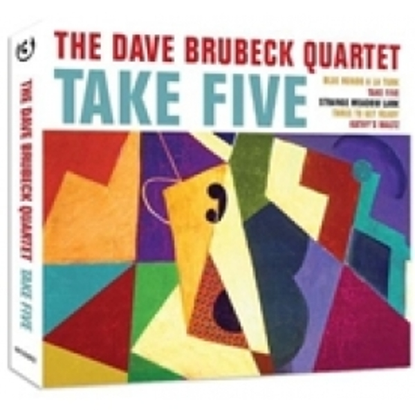Dave Brubeck - Take Five 3CD