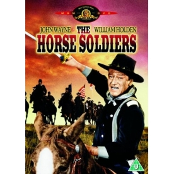 The Horse Soldiers DVD