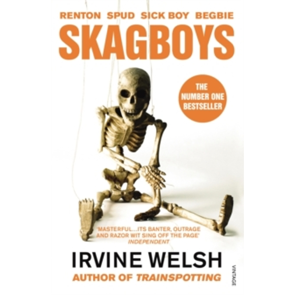 Skagboys by Irvine Welsh (Paperback, 2013)