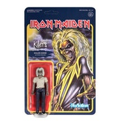Killers Killer Eddie (Iron Maiden) ReAction Action Figure