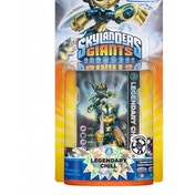 Legendary Lightcore Chill (Skylanders Giants) Character Figure